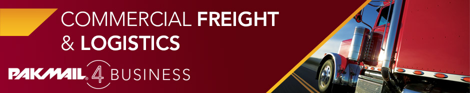 Commercial Freight & Logistics Logo