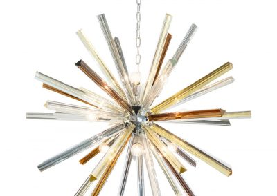 murano-venini-glass-chrome-sputnik-chandelier