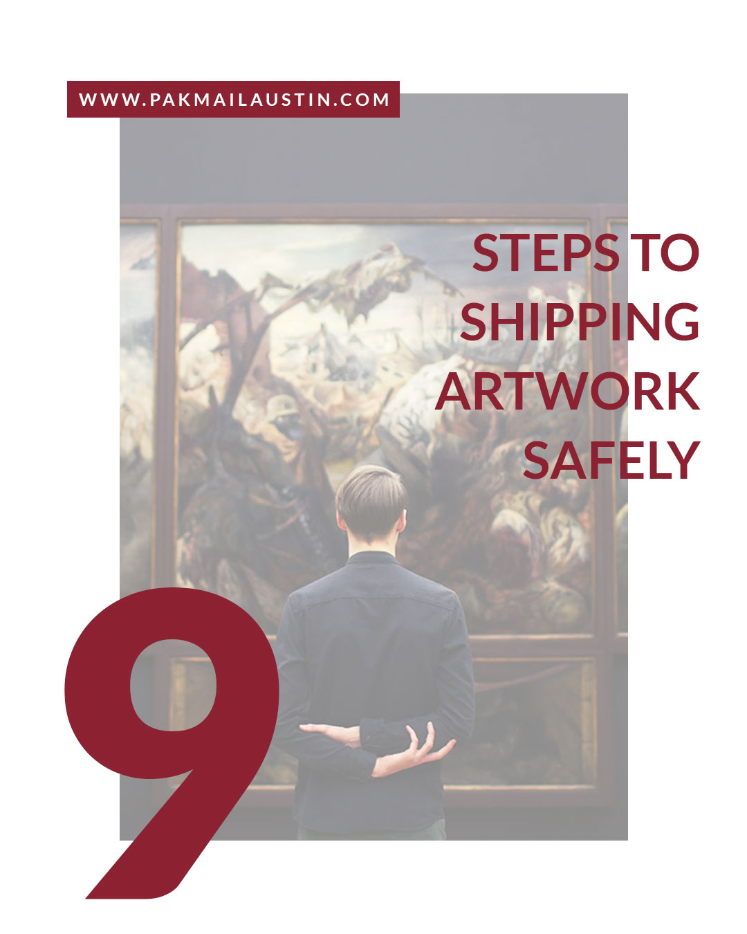 9 Steps for Shipping Artwork Safely