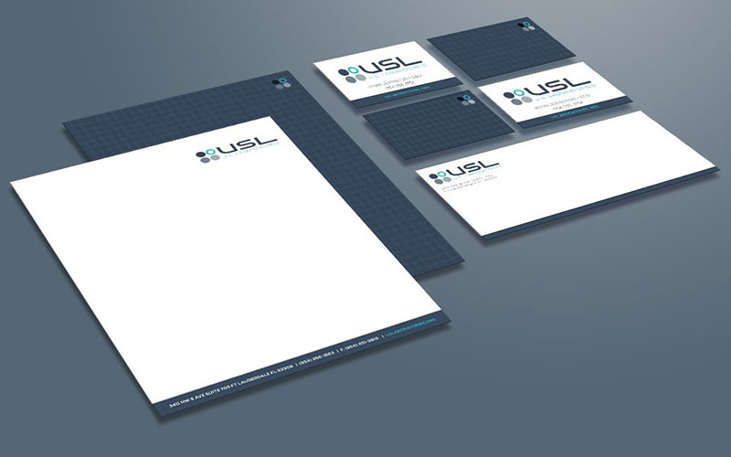 Branded Stationary for Marketing and Growing Your Business